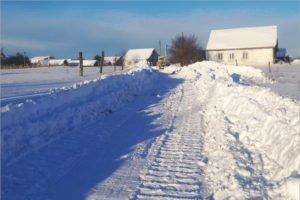 Жители Брянской области в феврале жаловались на дороги, благоустройство и ЖКХ
