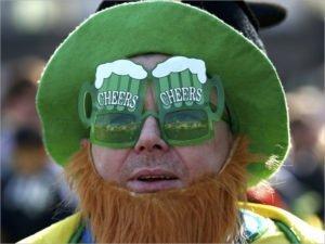 Брянские бары будут праздновать St.Patrick's Day на выходных