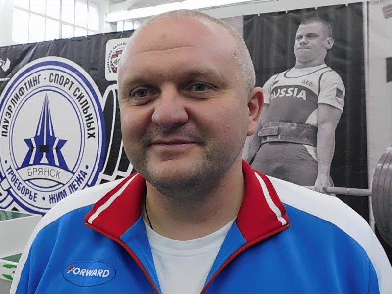 Сергей Трусов ушёл с поста председателя брянского реготделения Паралимпийского комитета России