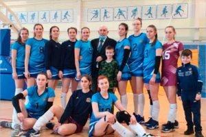 Брянские волейболистки заняли итоговое восьмое место в высшей лиге «Б»