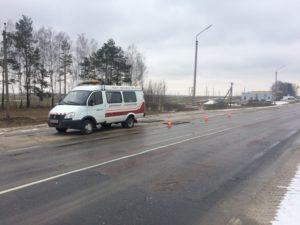 На региональные брянские дороги выпущен передвижной пункт весового контроля