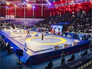 Брянские борцы остались без наград на чемпионате России