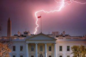 «Мы сидели в Белом доме. И мы ещё сядем там»: вашингтонское болото