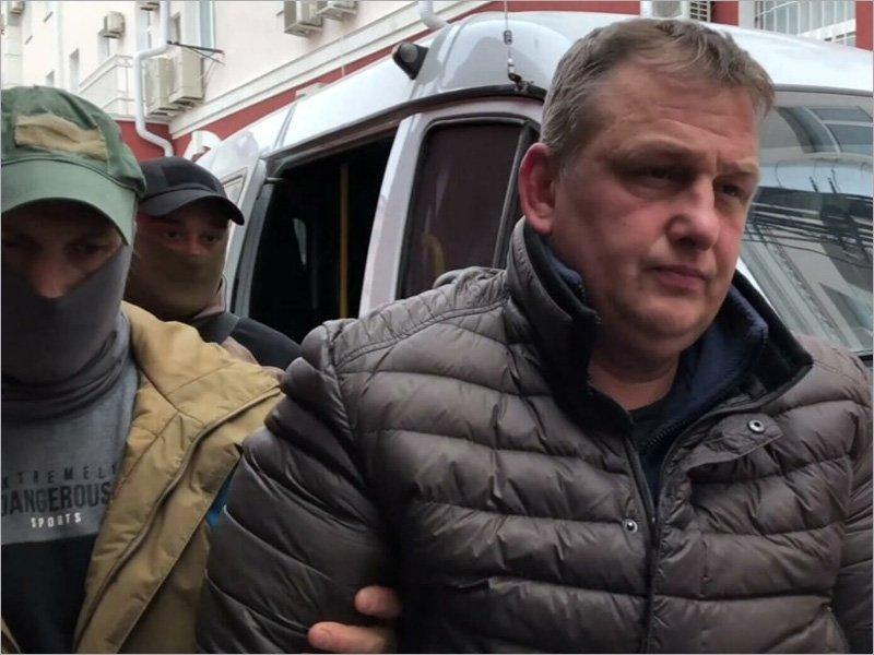 Диверсант-«кидала»: в Крыму задержан работавший на Украину шпион с бомбой