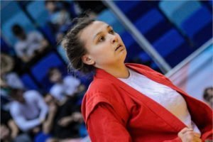 Брянская самбистка завоевала бронзовую медаль чемпионата России