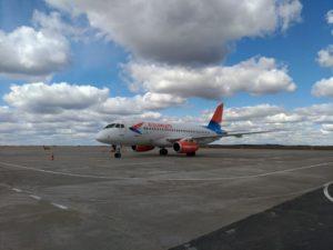 Вылеты из Брянска в Краснодар перенесены с вечера на утро
