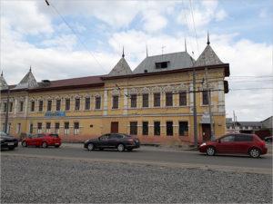 Старейшую баню Брянска затопило фекалиями. Постарался горводоканал