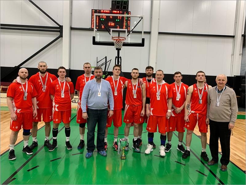 Баскетбольный «Брянск» впервые за пять лет не вышел в финал первенства ЦФО