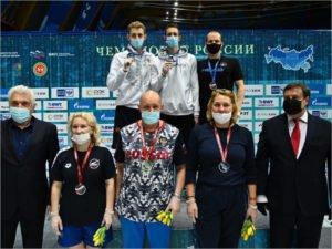 Брянский пловец Илья Бородин отобрался на Олимпиаду на двух дистанциях