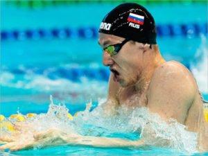 Илья Бородин установил рекорд Брянской области на 200-метровке вольным стилем