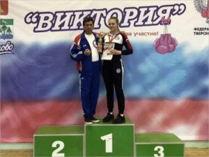 Брянская спортсменка выиграла «Викторию»