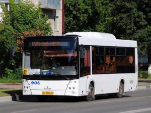 В Брянске добавят автобусов на маршрут №11 и в будние дни