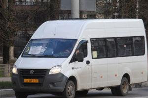 В Брянске утвердили новый маршрут №150 до Тиганово