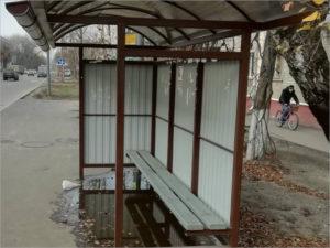 Брянский градоначальник объявил о замене «навесов для мусорных баков» на более новые навесы
