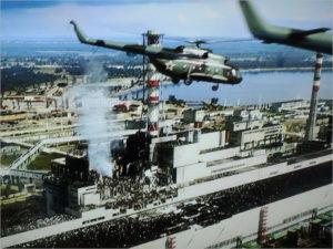 Исполнилось 35 лет со дня Чернобыльской катастрофы