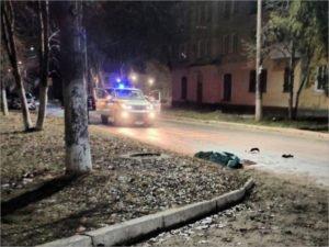 Смертельное ДТП в центре города Фокино: ночью женщина попала под колёса