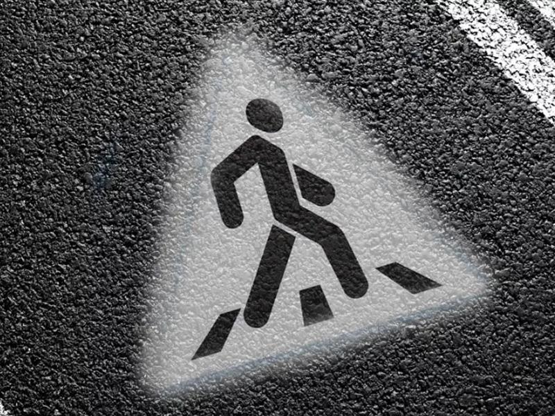 В апреле каждое третье ДТП в Брянске — наезд на пешехода