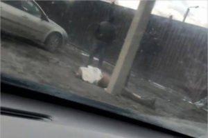 В Брянске выясняют причины гибели мужчины прямо на улице