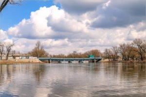 Река Болва в черте Брянска  выйдет на пойму 4 апреля, выход Десны на пойму не прогнозируется