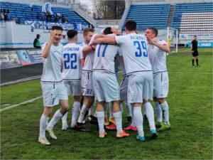 Брянское «Динамо» победило московский «Велес»