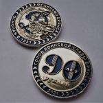 Брянские футбольные фанаты отчеканили «юбилейную монету» в честь 90-летия «Динамо»