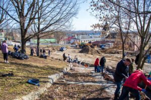 Яблоневый сад на Рождественской горе в Брянске планируют назвать Рождественским