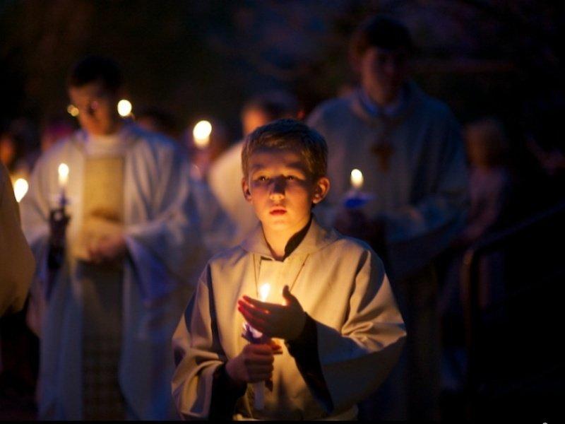 Католики и протестанты во всем мире празднуют Воскресение Христово. Брянск – не исключение