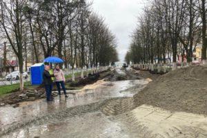Брянские единороссы провели мониторинг реализации партпроекта «Городская среда» в Фокинском районе