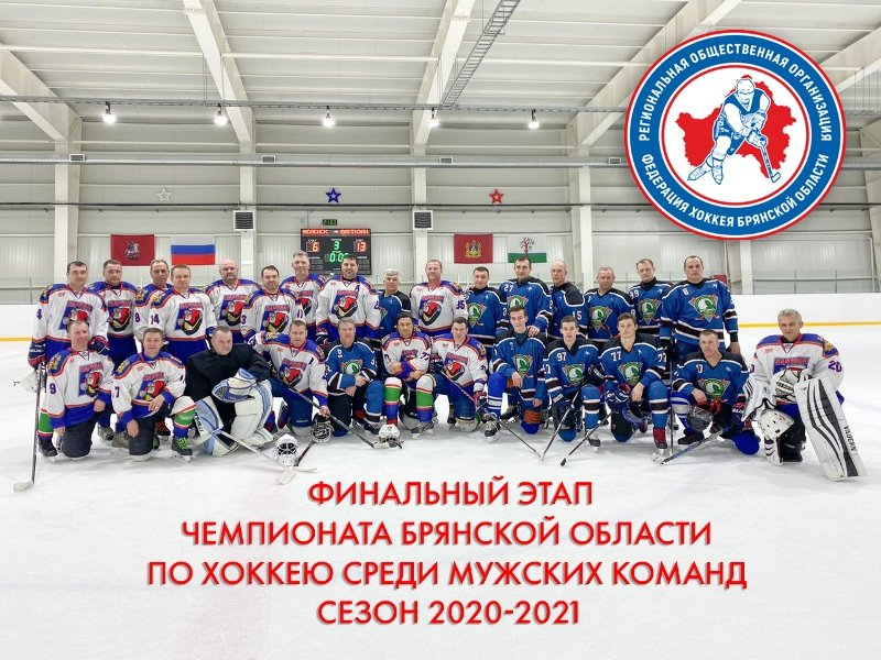 Чемпионом Брянской области по хоккею стал «Новый город»