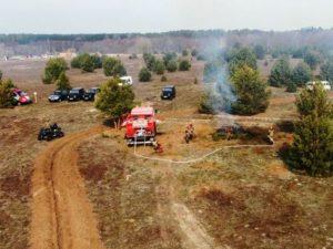 Брянский губернатор объявил в регионе пожароопасный сезон
