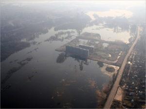 Восемь лет назад Брянск затопило самое большое половодье за историю наблюдений