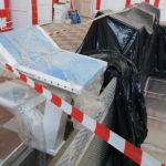 В «просроченном» Фокинском бассейне в Брянске смонтирована чаша. Готовность объекта «упала» на 5%