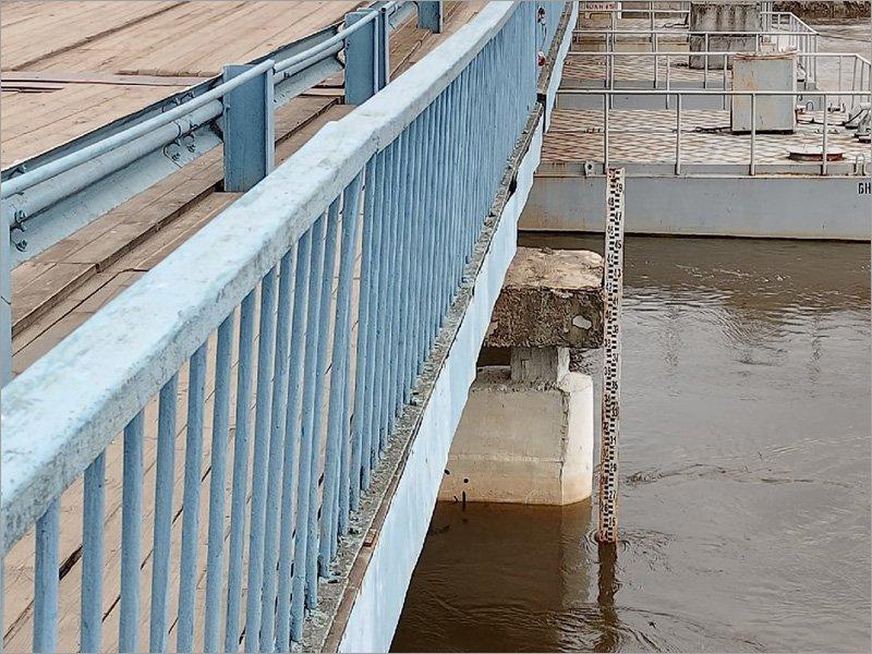 Понтонный мост в Брянске будет закрыт с 8 апреля