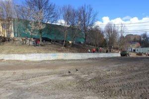 Яблоневый «Сад памяти» у ТЦ «Дубрава» в Брянске высадят 7 мая