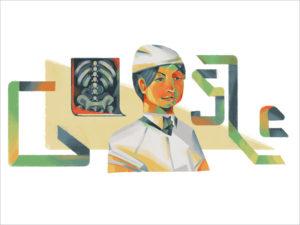 Google посвятил очередной дудл уроженке Брянщины Вере Гедройц