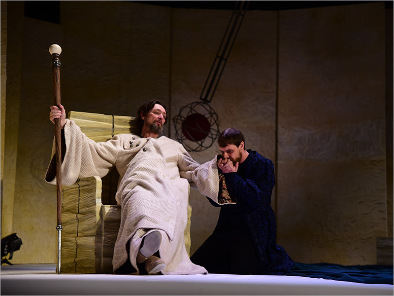 Спектакль Брянского облдрамтеатра «Кириллин день» отобран для участия в театральном фестивале в Калуге