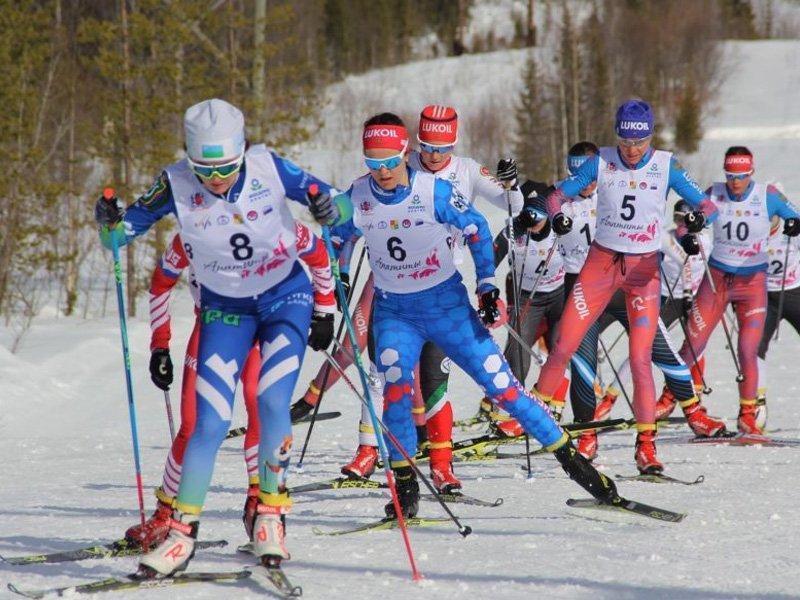 Брянская команда отправилась на неделю больших лыжных гонок в Апатитах