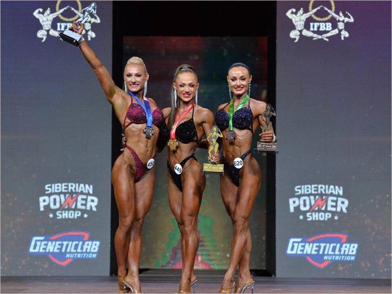 Брянская «амазонка» завоевала серебряную медаль в Красноярске