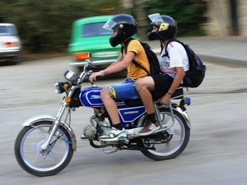 За три дня брянские дорожные полицейские изъяли 13 мотоциклов
