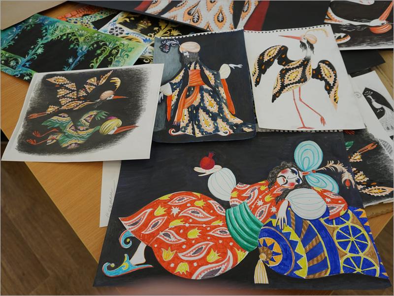 «Мутабор!»: Брянский театр кукол готовит собственную версию сказки «Калиф-аист»