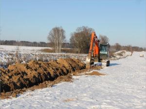 «Газпром» начнёт в  Брянской области строительство ещё семи межпоселковых газопроводов
