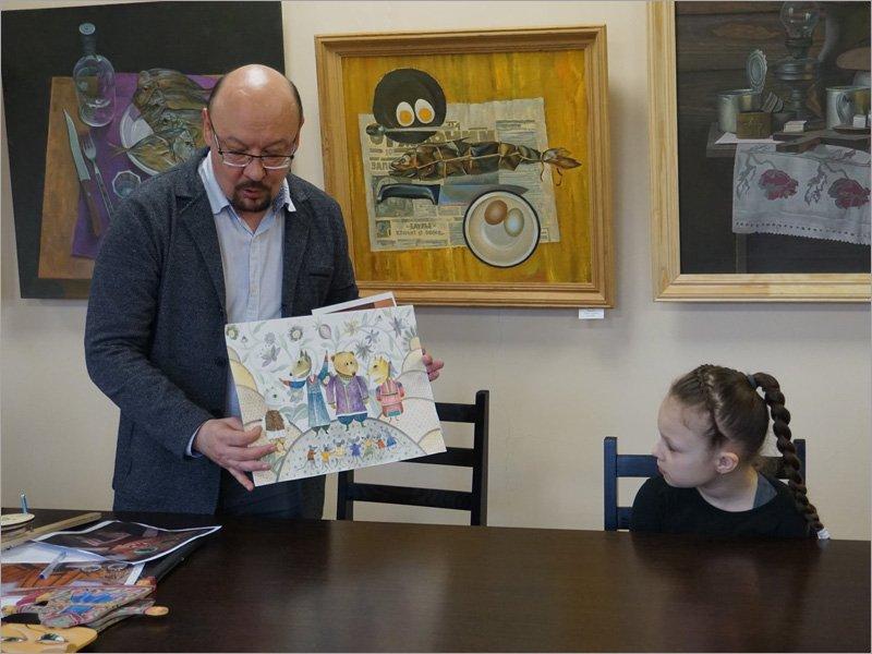 В Брянске создан клуб любителей театра кукол «Гусёнок Дорофей»