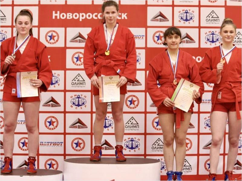 Брянская спортсменка завоевала путёвку на первенство Европы по самбо