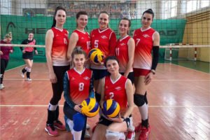 «Спартак» стал чемпионом Брянской области по волейболу