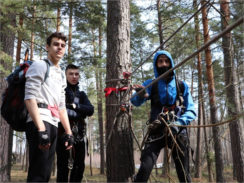 Брянскую городскую «Школу безопасности» выиграла школа №40