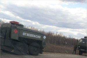 Передвижение подразделений рооссийских вооружённых сил к границе с Украиной происходит на всех её участках