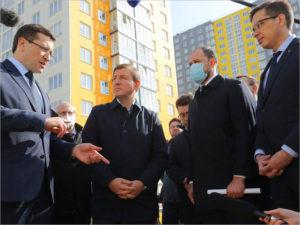 «ЕР» обратится к президенту с предложением запустить программу развития региональных инфраструктурных проектов