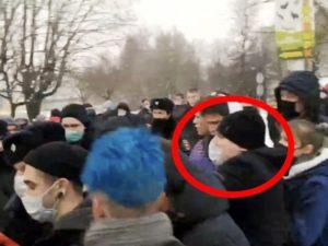 В Брянске вынесен приговор участнику акции навальнистов 23 января