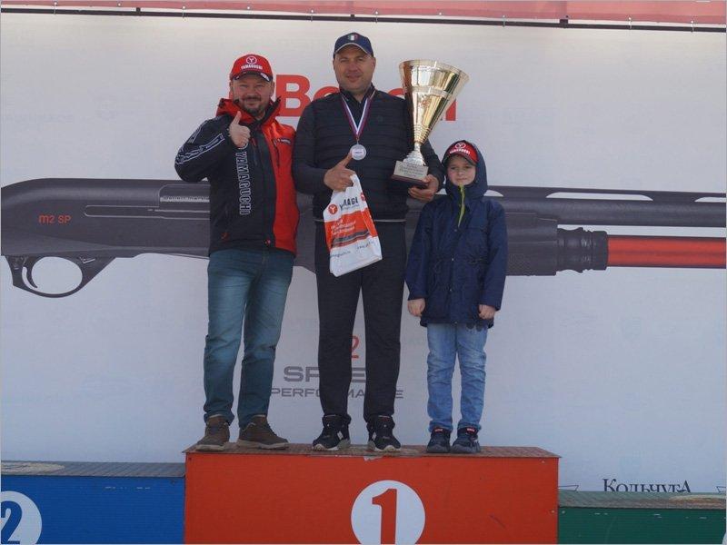 Брянский стрелок выиграл чемпионат ЦФО по спортинг-компакту
