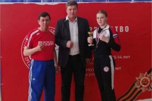 Брянская спортсменка стала серебряным призёром первенства России